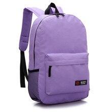 Fashion Girl Candy colors School Bag Teenagers Travel Backpack Bags Children School Backpacks Women Backpack Laptop Bag
