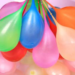 1444 шт. водные шары пополнения посылка забавные летняя уличная игрушка воды воздушные шары с изображениями бомб Лето Новинка кляп