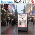 Energy saving full color HD LED video display screen on sale P10 outdoor led tv advertising screen billboard Leeman LED