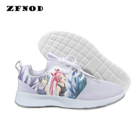 New Women Vulcanize Shoes 2019 Platform Shoes Fashion Women Shoes Japanese animeWomen Flats Female Walking Shoes