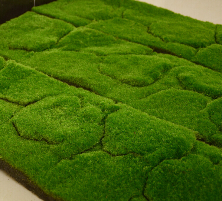 gazon artificiel pelouse mousse mur v g tal robe turf gazon prairie jardin d cor epe moelleux. Black Bedroom Furniture Sets. Home Design Ideas