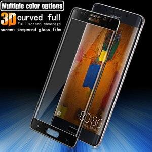 Image 3 - 3D Cong Tempered Glass Cho Huawei Mate 9 Pro Đầy Đủ Bìa 9 H Bảo Vệ phim Bảo Vệ Màn Hình Cho Huawei Mate 9