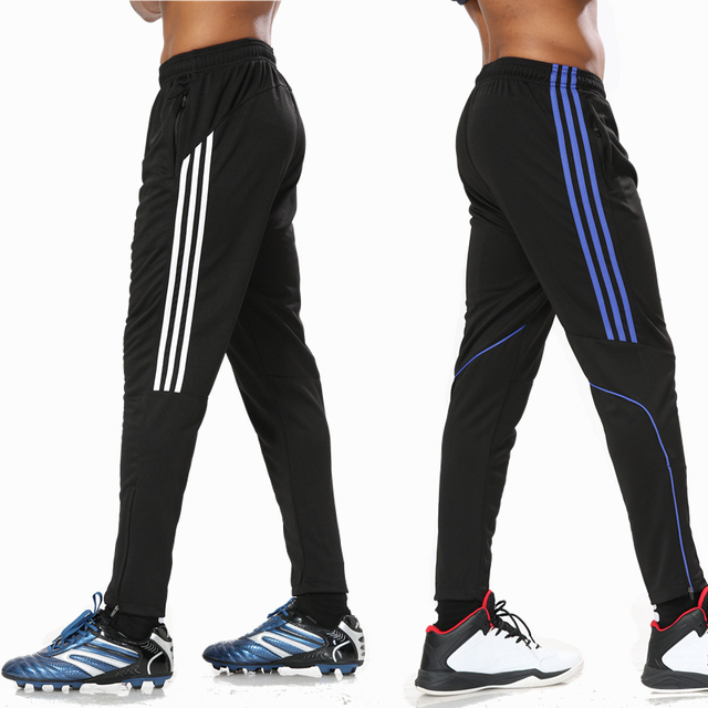 Nuevos deportes jogging pantalones para correr hombres transpirable Fitness  gimnasio ciclismo entrenamiento baloncesto fútbol Leggings Pantalones a010865d81116