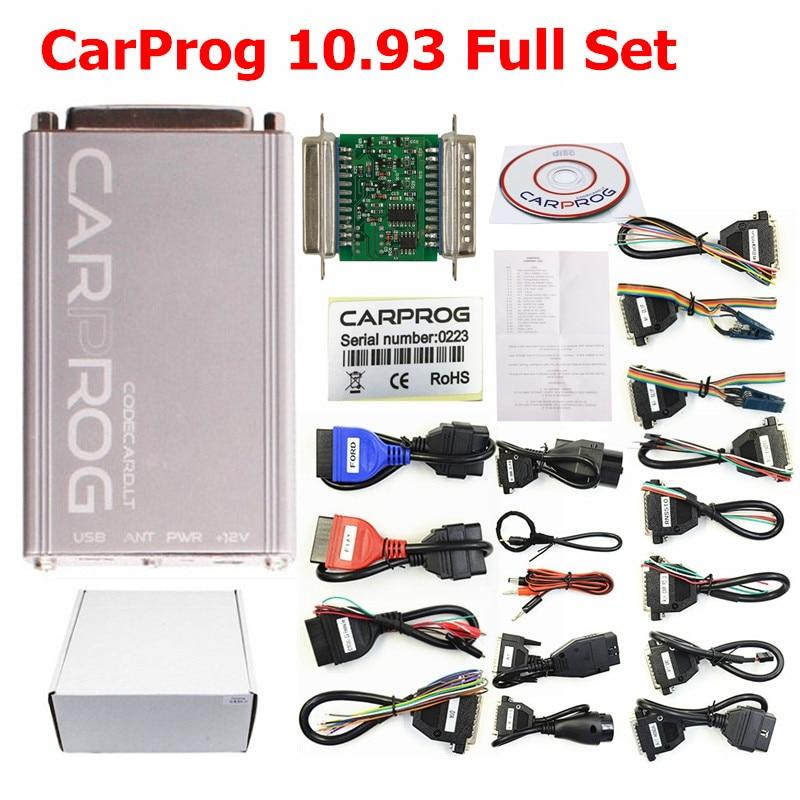 Generic V8 21 Version V10 93 Car ECU Repair Tool Car Prog 8 21
