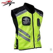 Summer Safety Veste Moto Reflective Vest Motorcycle Mesh Jacket Jaqueta Motoqueiro Racing Motocross Clothing Roupa Motoqueiro