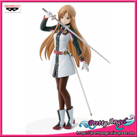 PrettyAngel Genuine Banpresto SQ Sword Art Online Asuna Collection Figure