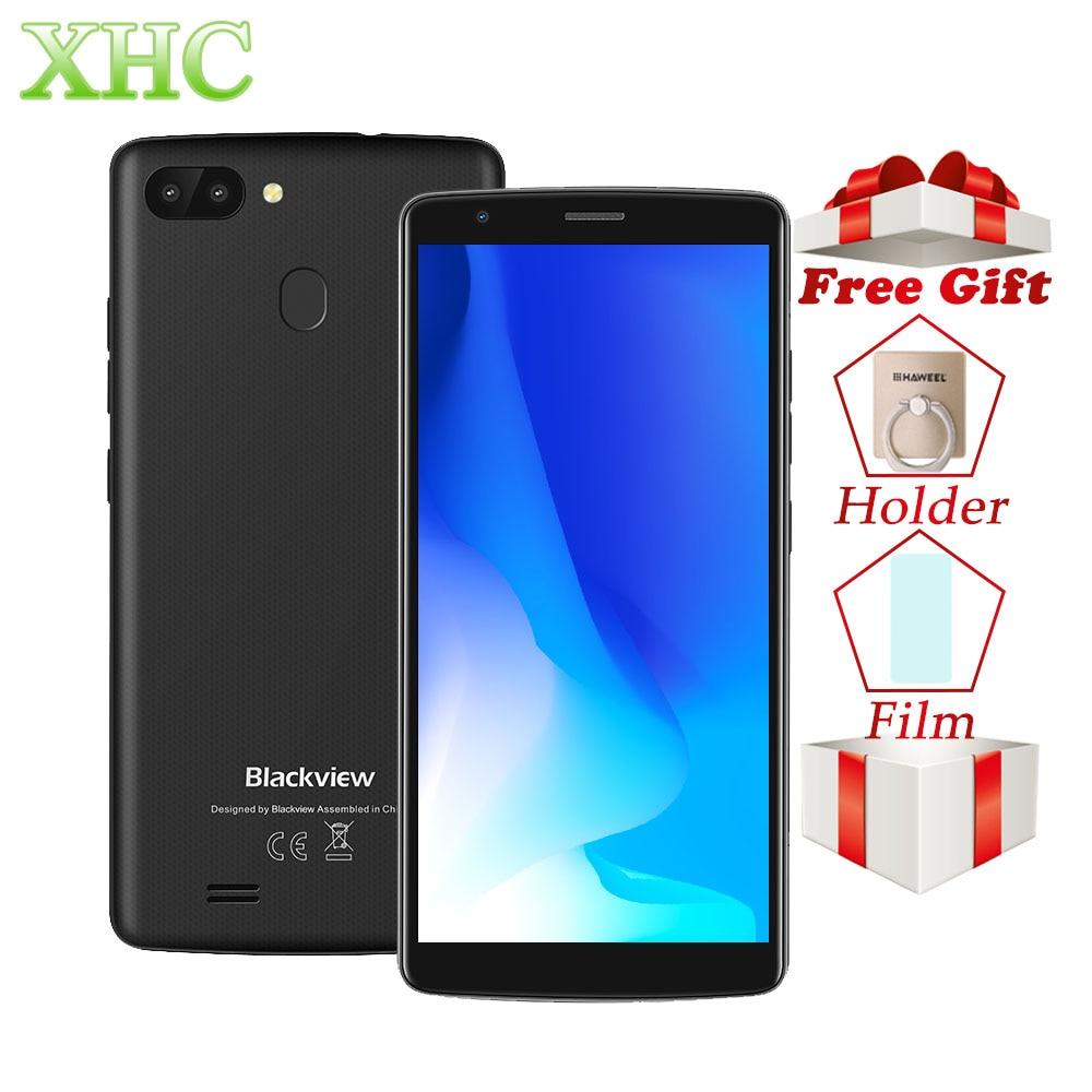 Originale Blackview A20 Pro Android 8.1 5.45 Cellulare MT6739 Quad Core RAM 2 GB ROM 16 GB 8MP 5MP Dual SIM LTE 4G SmartphoneOriginale Blackview A20 Pro Android 8.1 5.45 Cellulare MT6739 Quad Core RAM 2 GB ROM 16 GB 8MP 5MP Dual SIM LTE 4G Smartphone