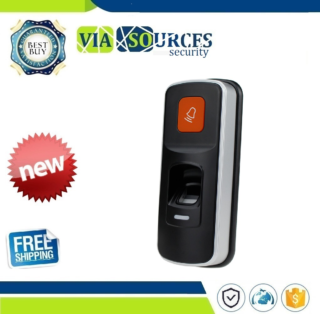 RFID Standalone Fingerprint Lock Access Control Reader Biometric Fingerprint Access Controller Door Opener Support SD CardRFID Standalone Fingerprint Lock Access Control Reader Biometric Fingerprint Access Controller Door Opener Support SD Card