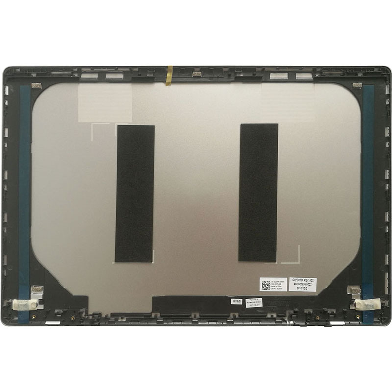 New LCD silver Back Cover For Dell Inspiron 15D 7000 7570 0K1RT2 Without touch image
