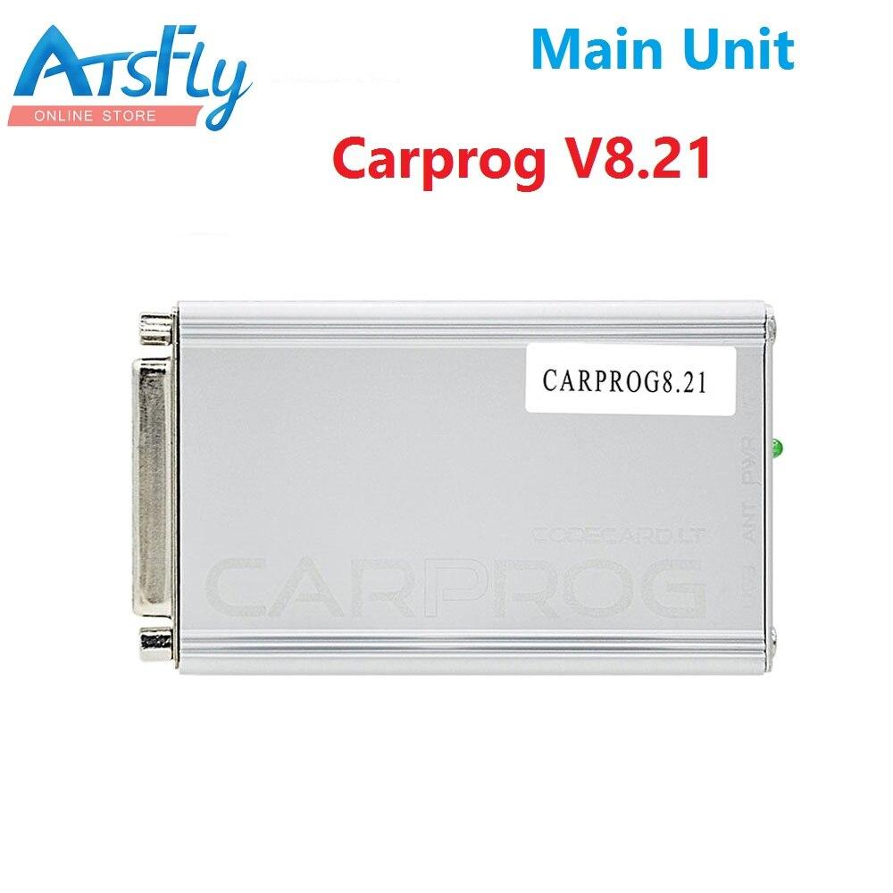 Новое прибытие carprog в В8.21 Основной блок только онлайн программа Prog автомобиля в 8.21