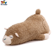 цена Plush Alpaca Toy Stuffed Cartoon Alpacas Sheep Lamb Dolls Pillow Cushion Baby Kids Children Kawaii Birthday Gift Home Shop Decor
