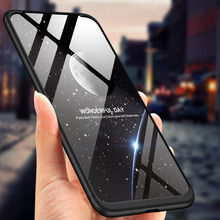 360 Degree Full Protection Hard Case For Huawei Honor V20 View 20 Cover shockproof case honor v20 + glass Film