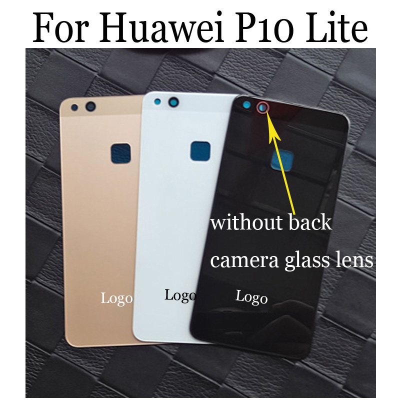 100%New <font><b>Battery</b></font> Back Rear <font><b>Cover</b></font> Door Housing For <font><b>Huawei</b></font> <font><b>P10</b></font> Lite <font><b>Battery</b></font> Back <font><b>Cover</b></font> For <font><b>Huawei</b></font> P 10 Lite Replacement P10Lite image