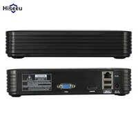 H.265 VGA HDMI 8/16CH CCTV NVR 8 Canali Mini NVR 5MP 2MP ONVIF 2.0 per IP Telecamera di Sicurezza sistema per 1080 P della Macchina Fotografica di vista A Distanza