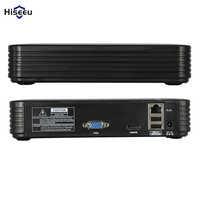 Système de sécurité pour caméra IP, H.265 VGA HDMI 8/16CH CCTV NVR 8 canaux NVR 5MP 2MP pour caméra IP 2.0 P