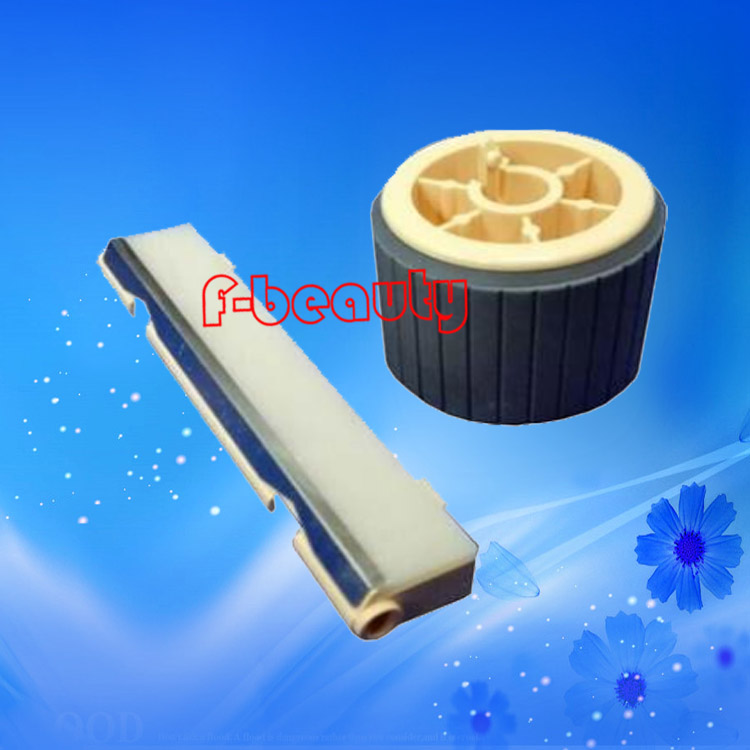 High Quality original New Pickup Roller and Seperation Pad compatible for xerox S1810 S2010 S2420 S2220 S2240 Pick up Roller