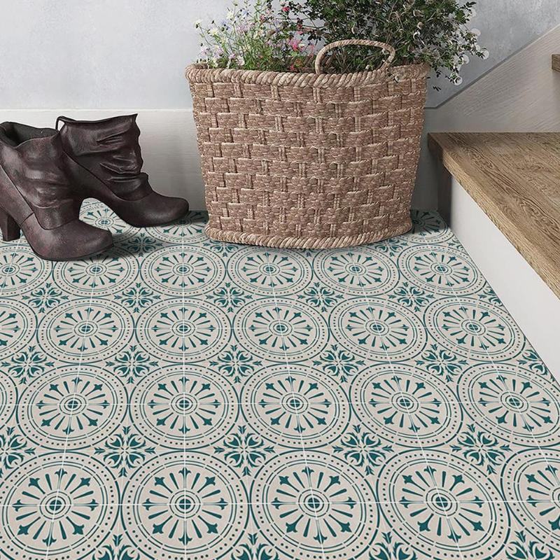 self adhesive floor tiles sticker wall stickers waterproof