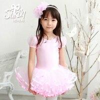 Kelly Children's Cotton Dance Skirt Ballet Skirt Pengpeng Skirt