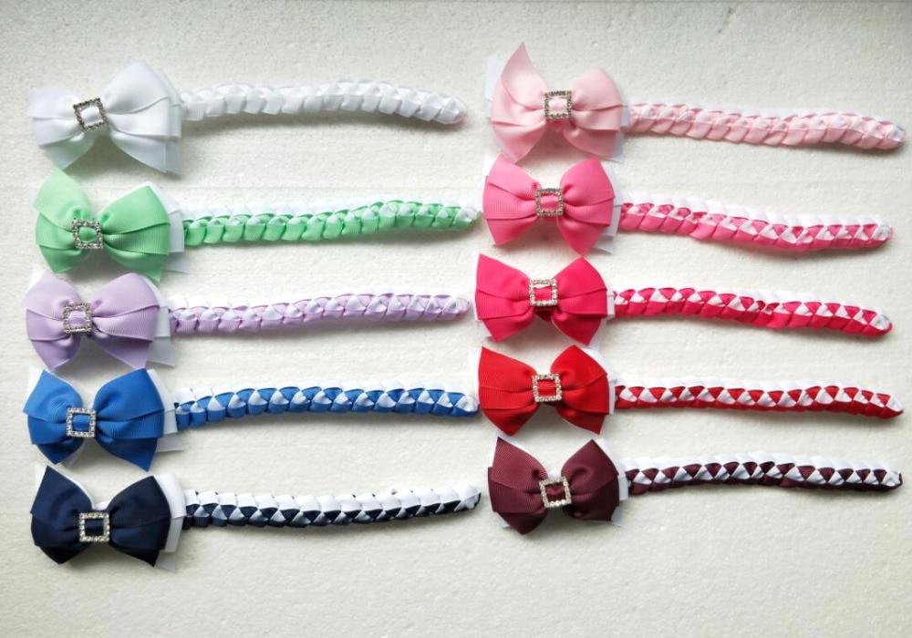 20pcs women Updo hair Bun wraps bows clips Head wrap Hair band Headbands for girl women Hair Extensions Full Snood Accessories