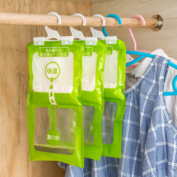 Hanging Wardrobe Moisture-proof, Moisture-proof And Moisture-proof Bag Moisture-absorbing Bag Dryer Moisture-proof Agent T