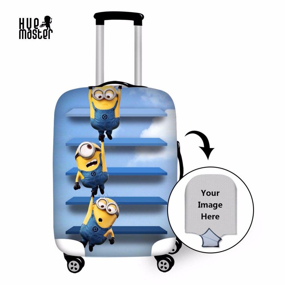 luggage cover protective suitcase cover travel accessories case for suitcase housse valise capa para mala de viagem