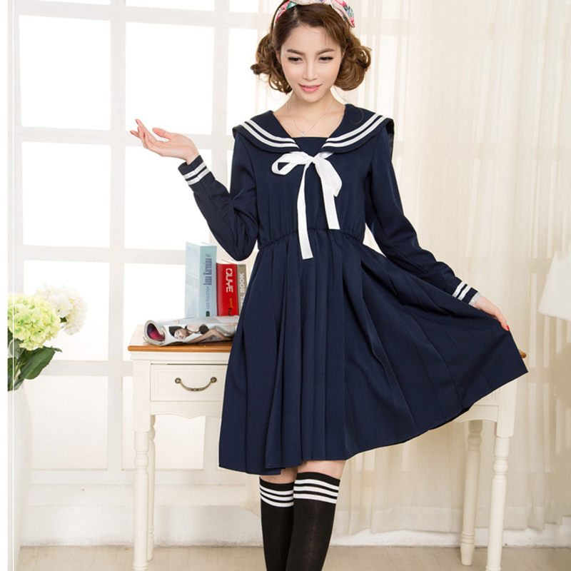 Popular Sailor Dresses-Buy Cheap Sailor Dresses lots from China ...