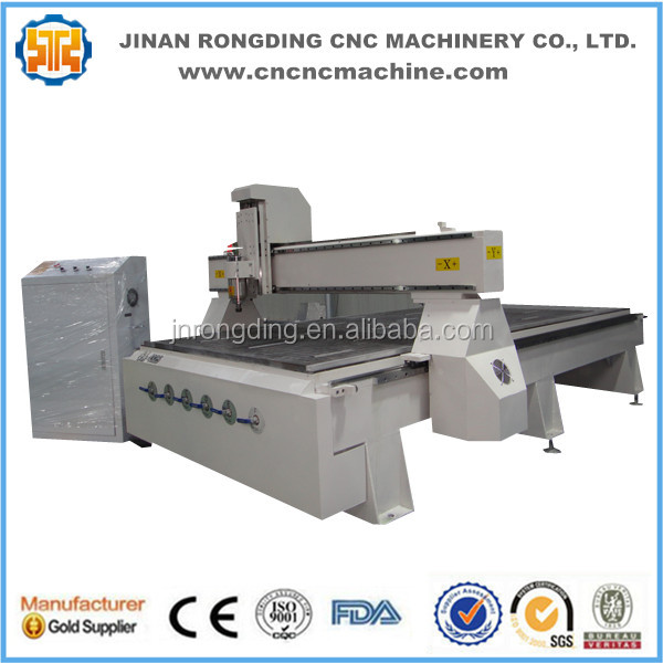 Hot Sale 3 Axis Woodworking 1325 Cnc Router Machine