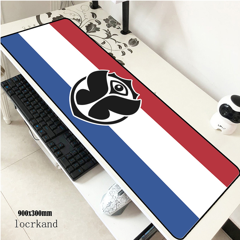 Tomorrowland Mouse Pad 90x30cm Mousepads Personality Gaming Mousepad Gamer Boy Gift Personalized Mouse Pads Keyboard Pc Pad