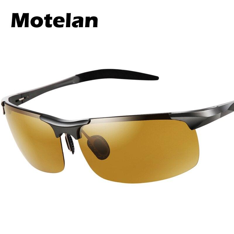 2017 Day Night Photochromic Polarized Sunglasses