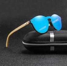 Bamboo Glasses Frame Women Sunglasses 2019 Vintage Sun Glasses For Men Round Sunglasses Wood Women Eyeglasses Goggles Gafas de цена