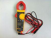 4 8 days arrival NEW Fluke F317 F317C Digital Clamp Meter Volt Amp REL True RMS