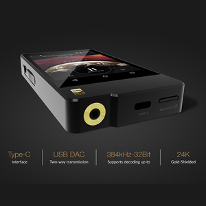 Image 2 - Hidizs ap200 안드로이드 블루투스 5.1 hifi 음악 플레이어 64g 내장 메모리 3.54 ips 더블 es9118c dac dsd pcm flac mp3
