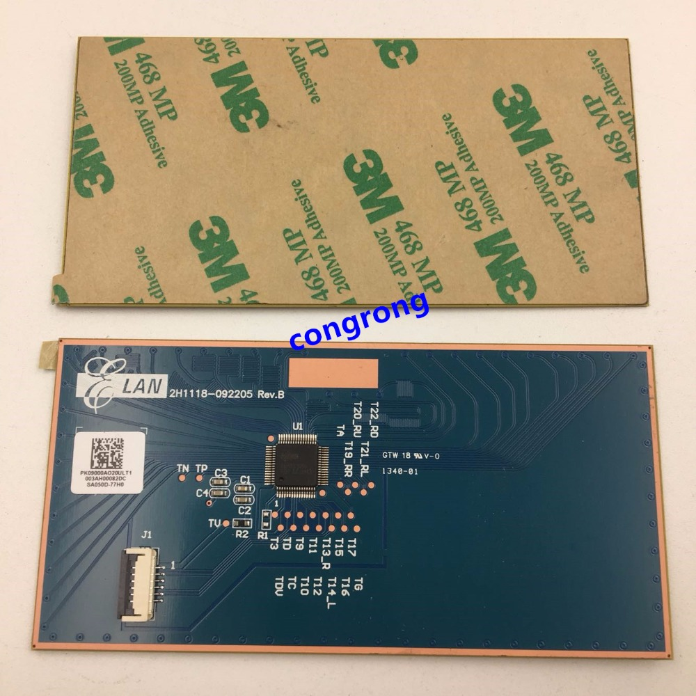 For LENOVO Y570 G580 G585 G500 G505 G510 G590  Touchpad Mouse Board