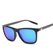 2017  Aluminum+TR90 Sunglasses Polarized Lens Vintage Eyewear Accessories Sun Glasses For Men/Women zp-05-1