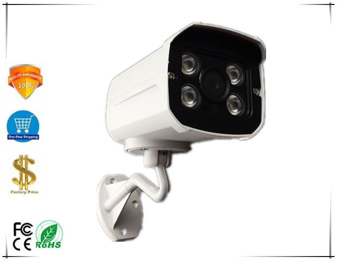 5.0MP 4.0MP IP Metal Bullet Camera 3516EV300+Sony IMX335 5.0MP 2592*1944 Low Illumination H.265 IP66 4 Array LEDs IRC CMS XMEYE