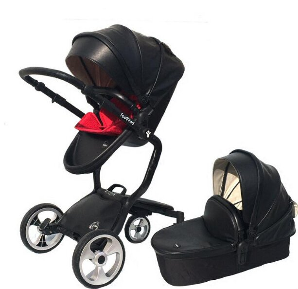 baby stroller Foo Foo (vinng) 2 in 1 reviews, analog stroller Mima Xari,  foofoo  2 in 1 hanging stage and stroller kinderwagen