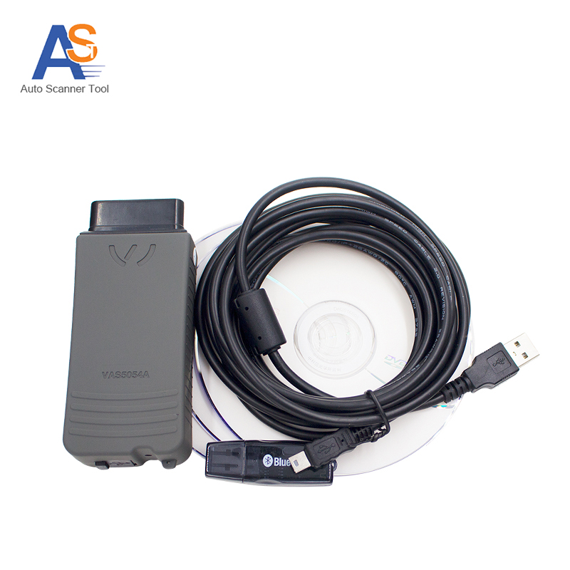 Diagnostic Canner VAS 5054A with OKI VAS5054A ODIS 4.0.0 Bluetooth Support UDS Protocol VAS 5054A with Plastic Carry Case vas 5054a with oki chip vas5054a odis 3 0 3 bluetooth support uds protocol vas 5054a with plastic carry case diagnostic tool