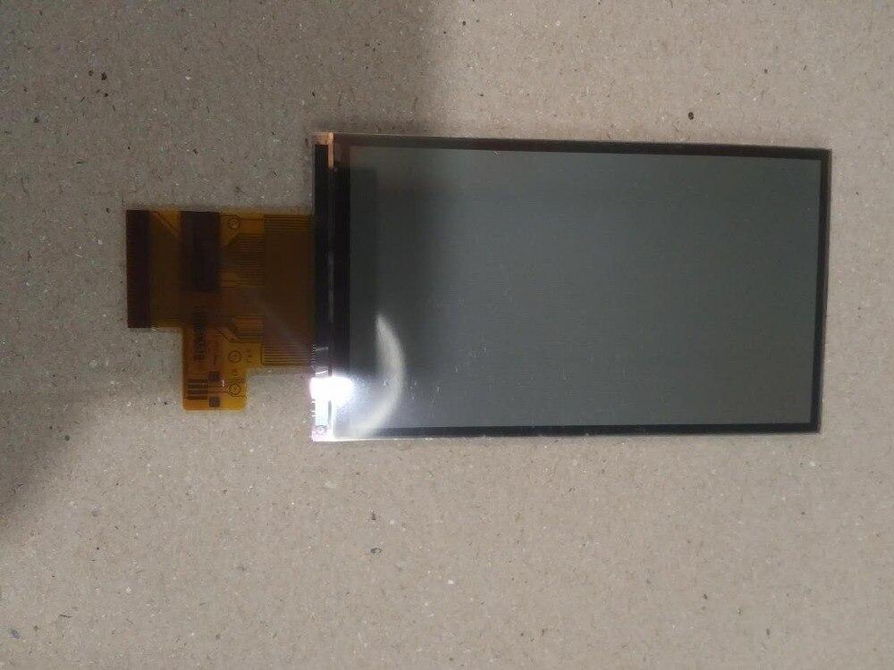 תצוגת LCD 4.0 inch מקורי עבור Garmin מונטנה 600 600 t 650 650 t 680 680 t GPS תצוגת LCD מסך (ללא תאורה אחורית)