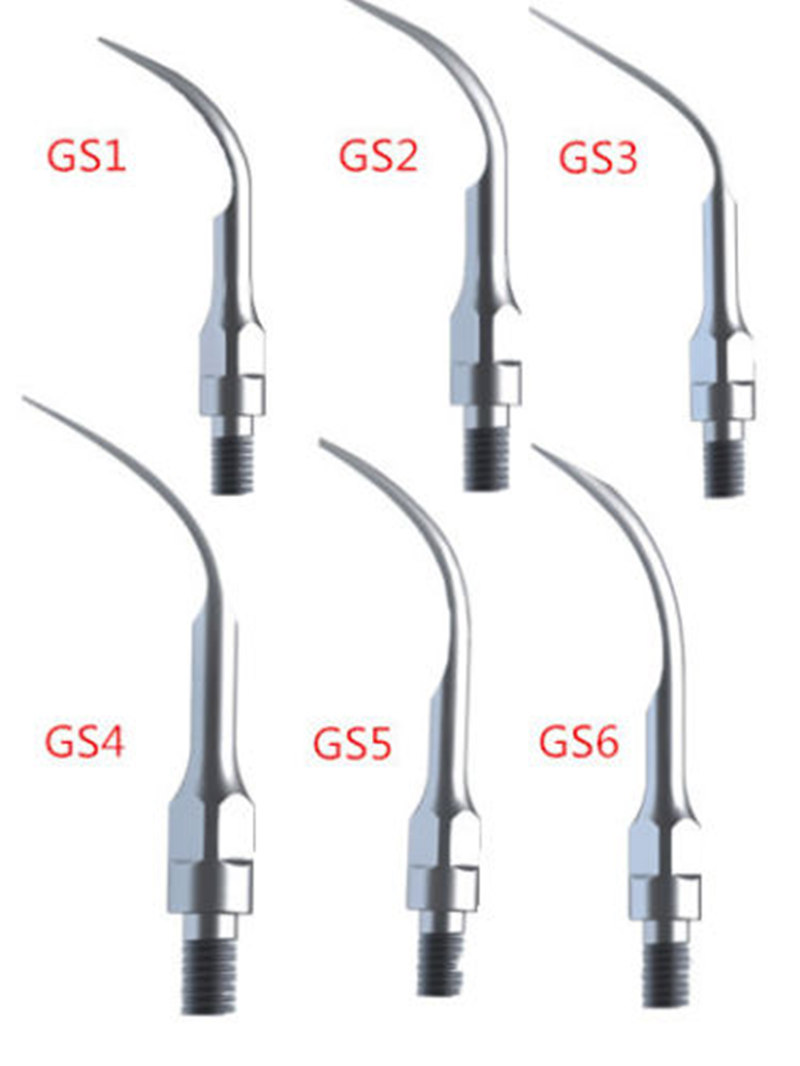HOT 6 X Dental Ultrasonic Perio Scaler Tips Fit SIRONA Handpiece GS1 GS6