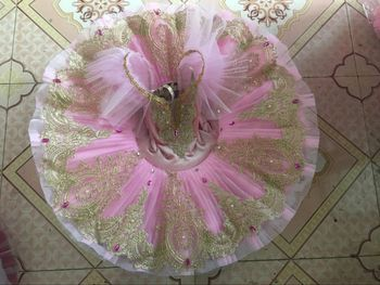 Professional Pancake Tutu Dress Child White Ballet Dresses Girls Ballet Dancing Custome Children Costumes Ballerina B-6563