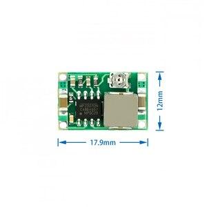 Image 4 - 5 Cái/lốc Mini360 DC DC Buck Chuyển Đổi Chức Mô Đun 4.75V 23V Đến 1V 17V 17X11X3.8Mm SG125 SZ +