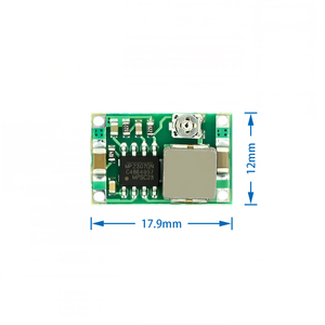 Image 4 - 5PCS/LOT Mini360 DC DC Buck Converter Step Down Module 4.75V 23V to 1V 17V 17x11x3.8mm SG125 SZ+