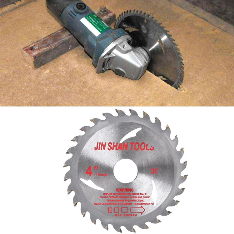 105mm Circular Saw Blade Disc Wood Cutting Tool Bore Diameter 20mm For Rotary Tool Woodworking Tools Saw Blade