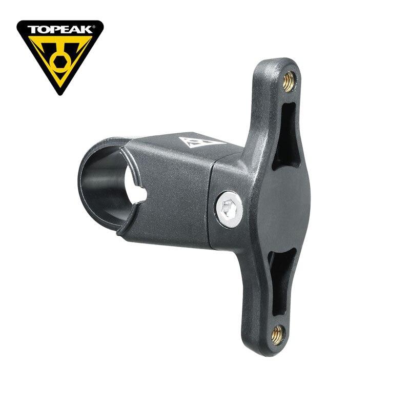 Велосипедное Сиденье руль TOPEAK, крепление для бутылки с водой, адаптер, класс, держатель для бутылки велосипеда, адаптер с поддержкой TCM01