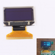 0.96 inch 128X64 Blue OLED Display 12864 LCD Screen Board 0.96″ SSD1306 Passive Matrix for Arduino