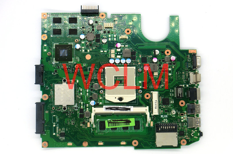 free shipping NEW original X45V X45VD motherboard MAIN BOARD mainboard REV 2.0 USB 3.0 4GB RAM 60-NROMB1101-C05 N13M-GE6-S-A1 free shipping new brand original u30sd laptop motherboard main board rev 2 0 60 n3zmb1300 a19 n12p gv s a1 100