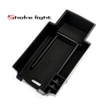 For Mercedes Benz W176 A Class A180 W246 B Class B180 B200 2011-2014 Auto Glove Box Armrest Storage Box