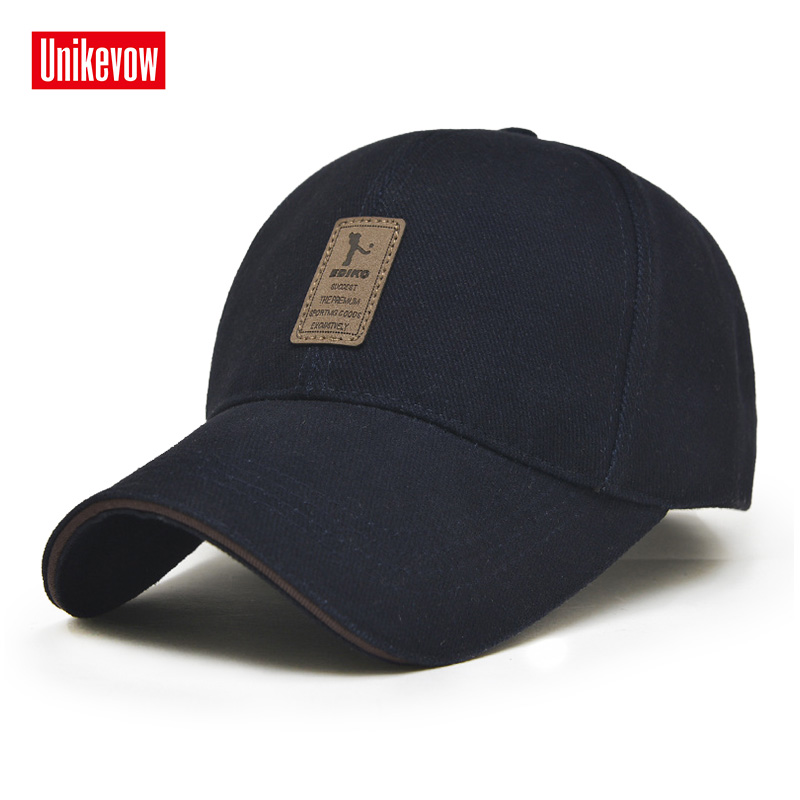 9e08bd196d4 1Piece Baseball Cap Men s Adjustable Cap Casual leisure hats Solid Color  Fashion Snapback Summer Fall hat-in Men s Baseball Caps from Apparel  Accessories on ...