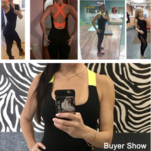 Fitness Sport Suit Women Tracksuit Yoga Set Backless Gym Running Set Sportswear