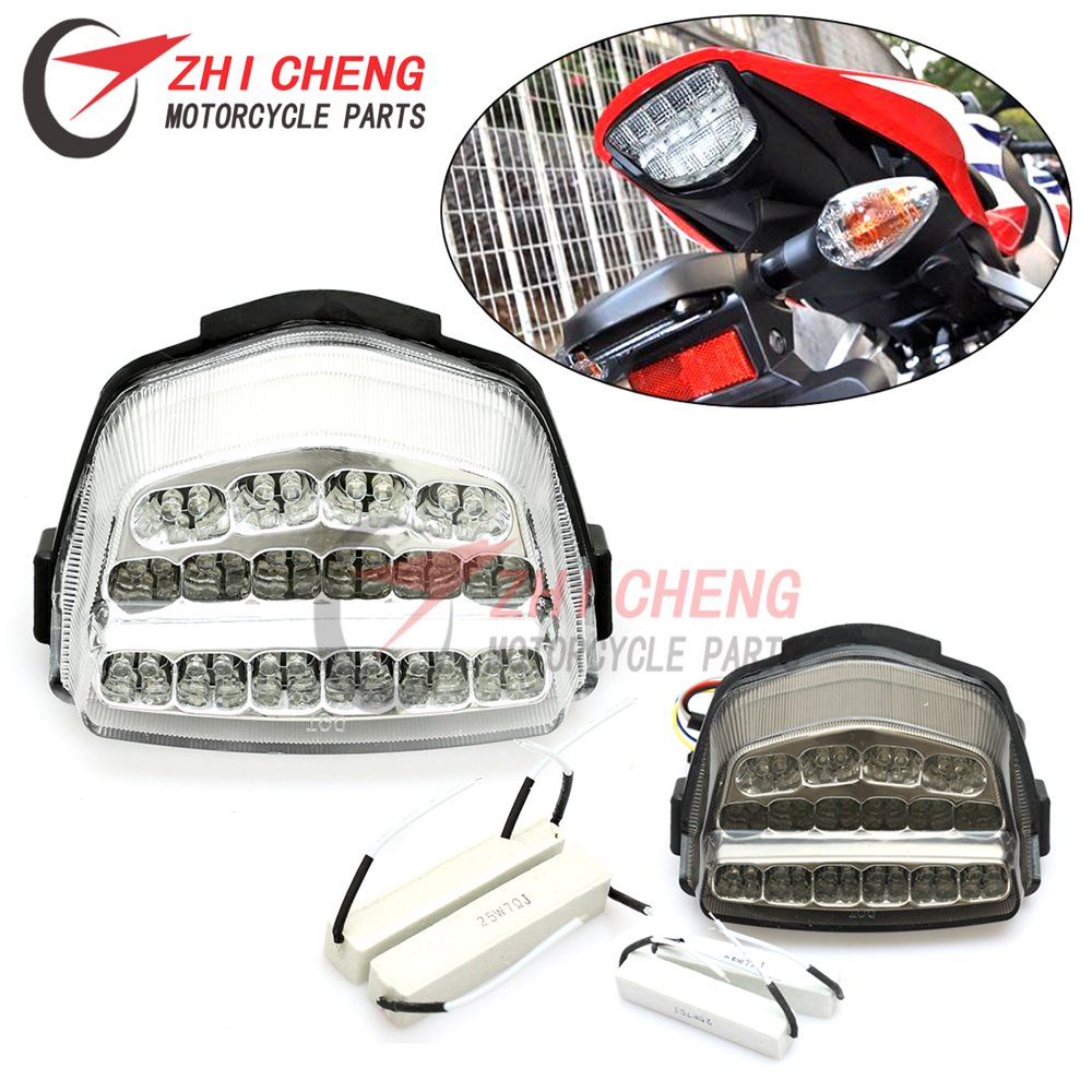 Smoked LED Tail Light for Honda CBR 1000 RR Fireblade 08-09